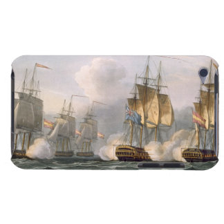 Capture of the Dorothea, July 15th 1798, engraved iPod Case-Mate Case