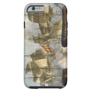 Capture of the Mahonesa, October 13th 1796, engrav Tough iPhone 6 Case
