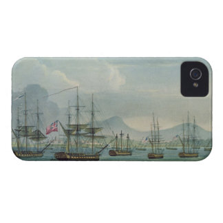 Capture of the Maria Riggersbergen on October 18th iPhone 4 Covers
