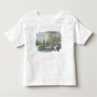 Capture of the Pomone by HMS Arethusa off Cuba in Toddler T-Shirt