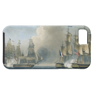 Capture of the Pomone by HMS Arethusa off Cuba in Tough iPhone 5 Case