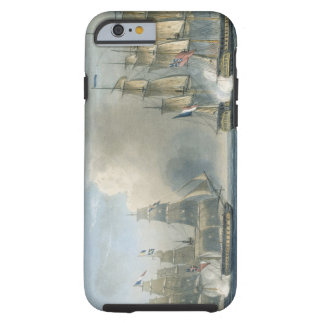 Capture of the Pomone by HMS Arethusa off Cuba in Tough iPhone 6 Case