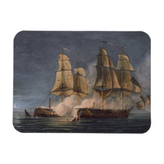 Capture of the Thetis by HMS Amethyst, 10th Novemb Magnet