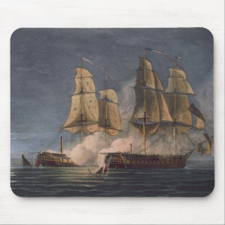 Capture of the Thetis by HMS Amethyst, 10th Novemb Mouse Pad