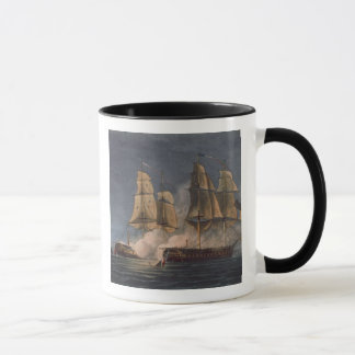 Capture of the Thetis by HMS Amethyst, 10th Novemb Mug