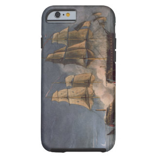 Capture of the Thetis by HMS Amethyst, 10th Novemb Tough iPhone 6 Case