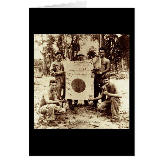 Captured Flag Card