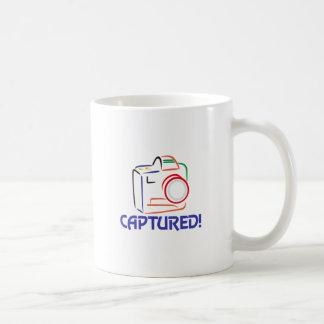 Captured on Camera Coffee Mug