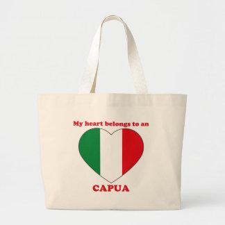Capua Canvas Bags
