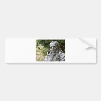 Capucin Monk Bumper Sticker