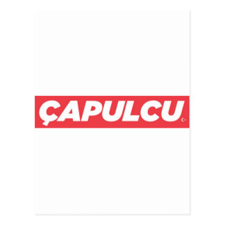 Capulcu Products 2013 Post Cards