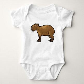 Capybara Baby Bodysuit