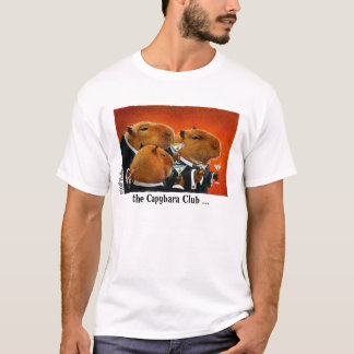 Capybara Club T-Shirt