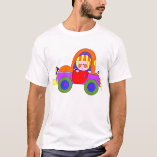 car 300dpi illustrator copy T-Shirt