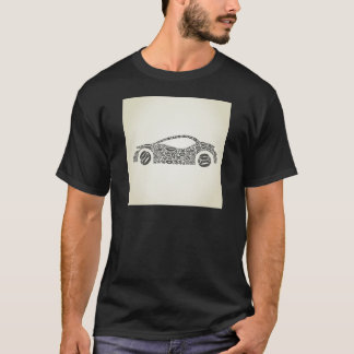 Car a lip T-Shirt