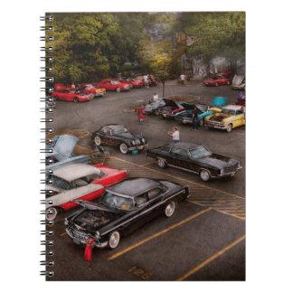 Car - Antique car show Notebooks