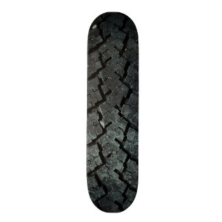 Car Auto Tire rubber Skate Board