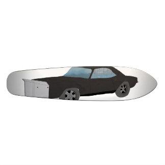 Car board skateboard deck