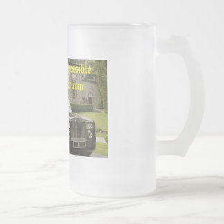 Car Castle Garage Mug