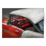 Car - Classic 50's Card