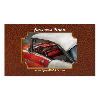Car - Classic 50's Pack Of Standard Business Cards