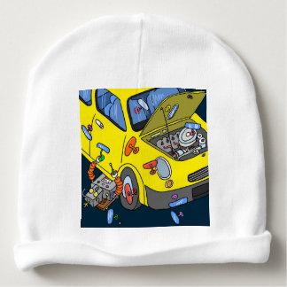 Car crazy beanie by DAL Baby Beanie