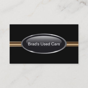 Used car sales business cards business card printing zazzle uk car dealership business cards reheart Image collections