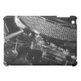 Car Engine iPad Case