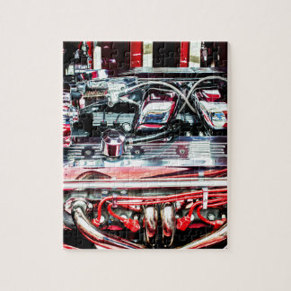 Car Engine Jigsaw Puzzle