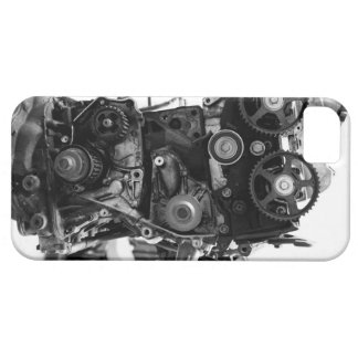 Car Engine Phone Case iPhone 5 Cover