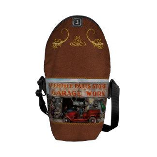 Car - Garage - Cherokee Parts Store - 1936 Messenger Bag