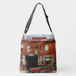 Car - Garage - Misfit Garage 1922 Crossbody Bag
