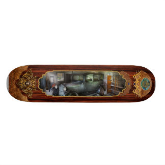 Car - Granpa's Garage Skate Board Deck