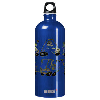 Car Guy Liberty Bottle SIGG Traveller 1.0L Water Bottle