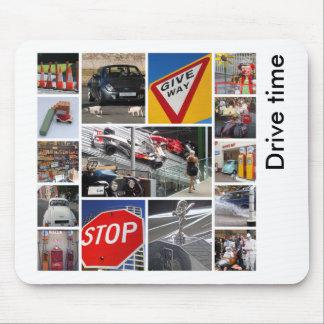 Car-lover's mousemat