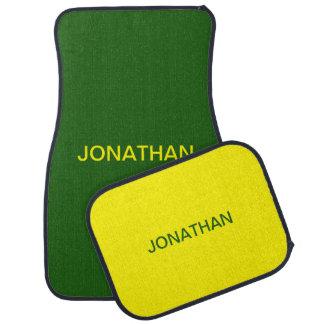 Car Mat Set - JD