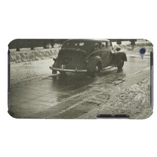 Car on the Road Case-Mate iPod Touch Case
