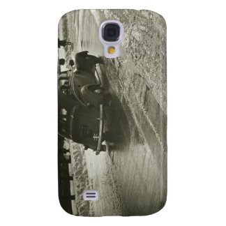 Car on the Road Galaxy S4 Case