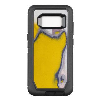 Car Paint Peeling Art OtterBox Defender Samsung Galaxy S8 Case