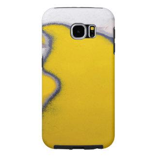 Car Paint Peeling Art Samsung Galaxy S6 Cases