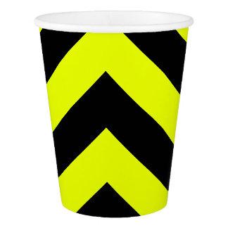 Car Racing Black and Yellow Arrows F1 Race Hazard