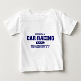 Car Racing University Baby T-Shirt