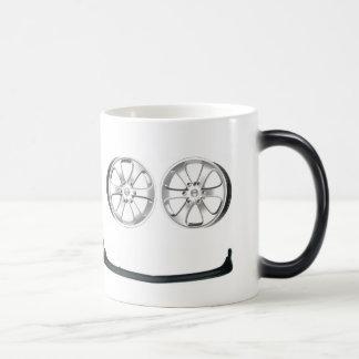 Car Rim Smile Mug