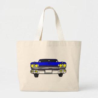 Car road cruiser car street more cruiser tote bag