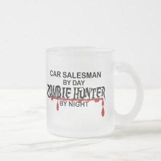 Car Salesman Zombie Hunter Mug