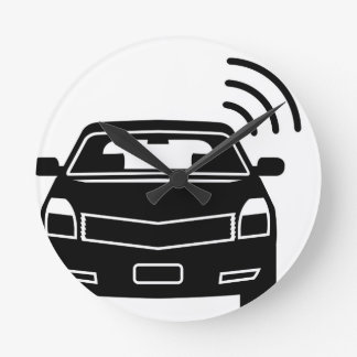 Car sensor Satellite link Wifi Wallclocks