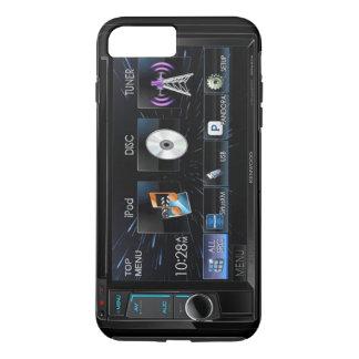 (car stereo case) iPhone 8 plus/7 plus case
