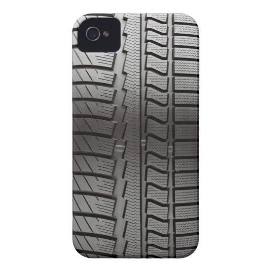car tire Case-Mate iPhone 4 case