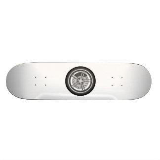 Car Tire Skateboard