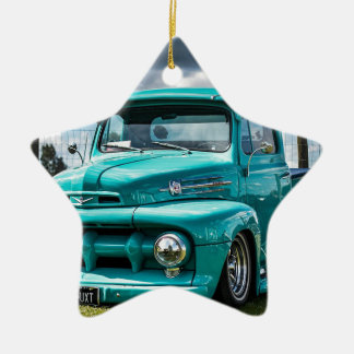 Car Vehicle Auto Automobile Transportation Christmas Ornament